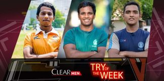 Clear Men Try of the Week