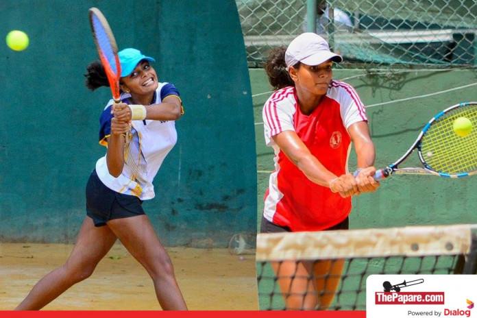 Under 19 Tennis: Ladies' and Visakha