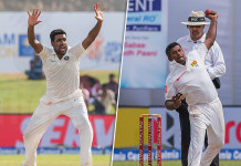 Ashwin goes past Herath in Test bowler's rankings