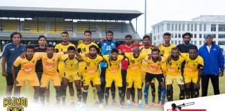 Colombo FC Team 2016