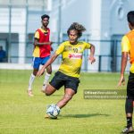 Colombo FC Practice Session