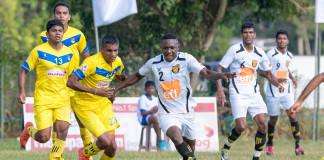 Colombo FC v Army SC