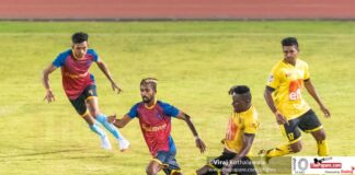Colombo FC vs Up Country Lions SC