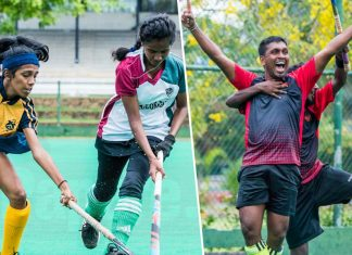 Colombo Hockey Knockout