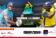 Live Kandy vs Galle – SLC Super Provincial Limited Over Tournament