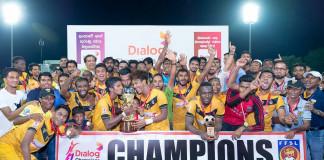 Colomob FC Champions Dialog Champions League 2016