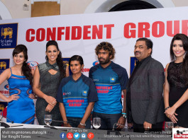 Confident Group sponsors Sri Lanka Cricket for ICC World T20 in India