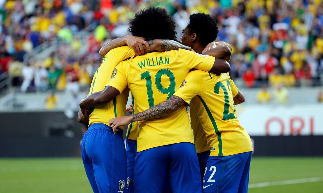 Brazil 7-1 Haiti: Copa América