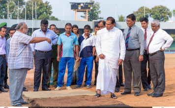 Sugathadasa Stadium to be ready by February 2017