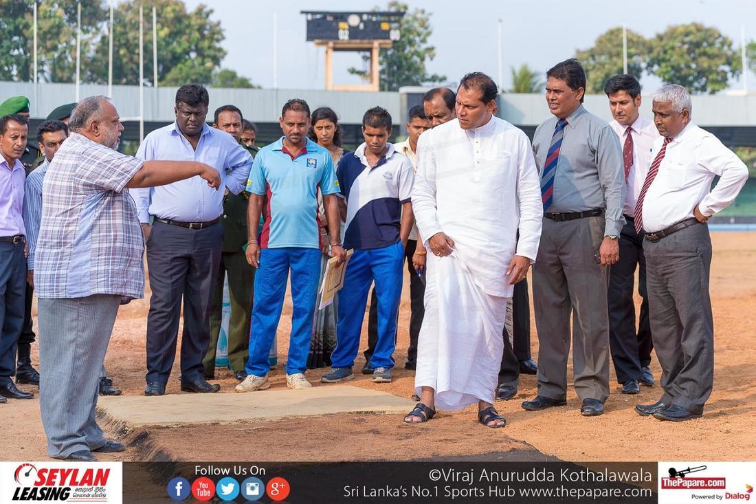 Sugathadasa Stadium to be ready by February 2017