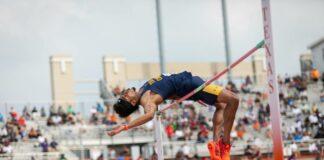 Ushan Brakes High Jump National Record