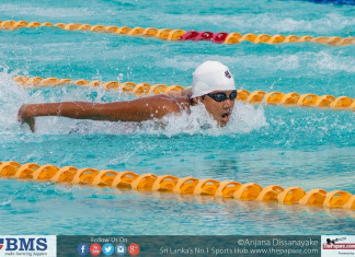 All Island Schools Swimming: Visakha and St. Joseph's in the lead