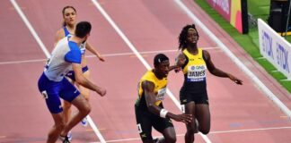 No World Relays for Jamaica