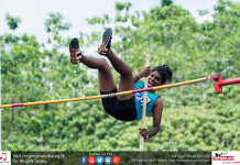 Jaffna's vaulting Queen Anitha soars to a new height