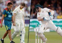 Cricket greats slam England