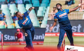 Cricketry 2nd ODI by Roshan Abeysinghe