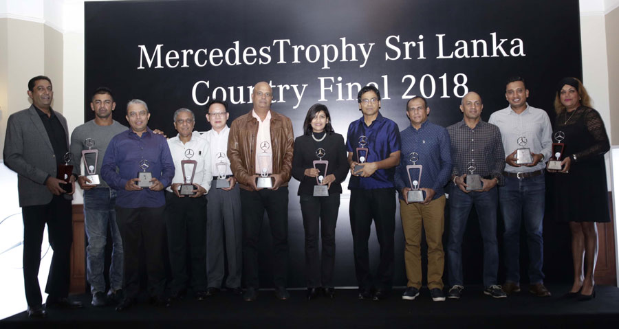 DIMO Mercedez Trophy