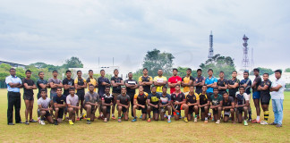 D.S Senanayake Rugby Team 2017