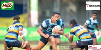 Wesley College vs Vidyartha College