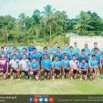 Photos: Dharmaraja College 1st XV Team 2018