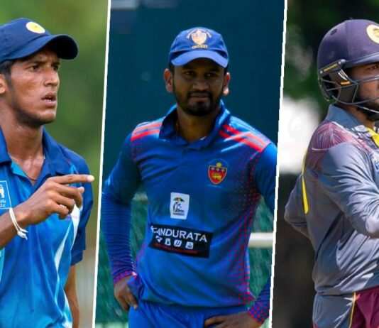 Sri Lanka Cricket - Domestic Season 2021/2022