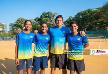 Sri Lanka Junior Davis Cup