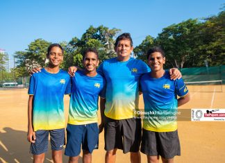 Sri Lanka Junior Davis Cup