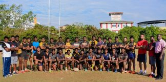 Photos: D.S. Senanayake College 1st XV Team 2018