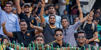 Fan Album: DS Senanayake College vs Mahanama College - 50 OVER MATCH