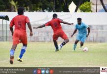 Dan Cup Football Tournament - Semi Final I