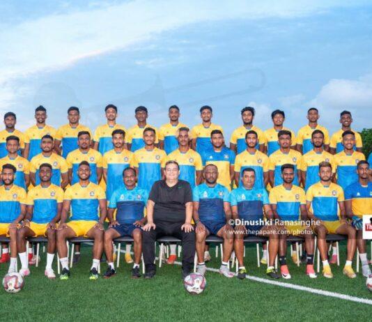 Sri Lanka U23 Squad for 2022 AFC U23 Asian Cup qualification