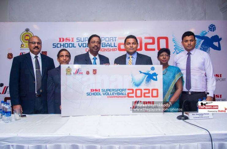 DSI Supersport Schools Volleyball Championship 2020 – Press Conference