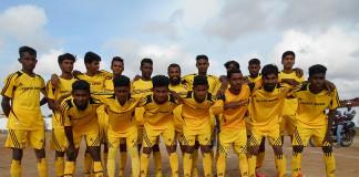 Puttalam Drugons Trophy (New Friends SC vs Trible Seven SC)