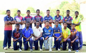 Maliyadeva College Cricket Team 2018