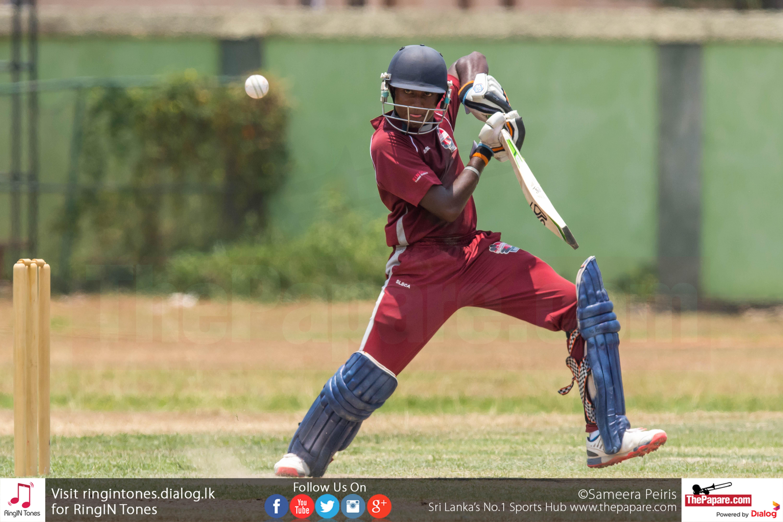 Nalanda and St. Sebastian's advance to the semi-finals