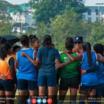 Indian threat for Sri Lanka women's team