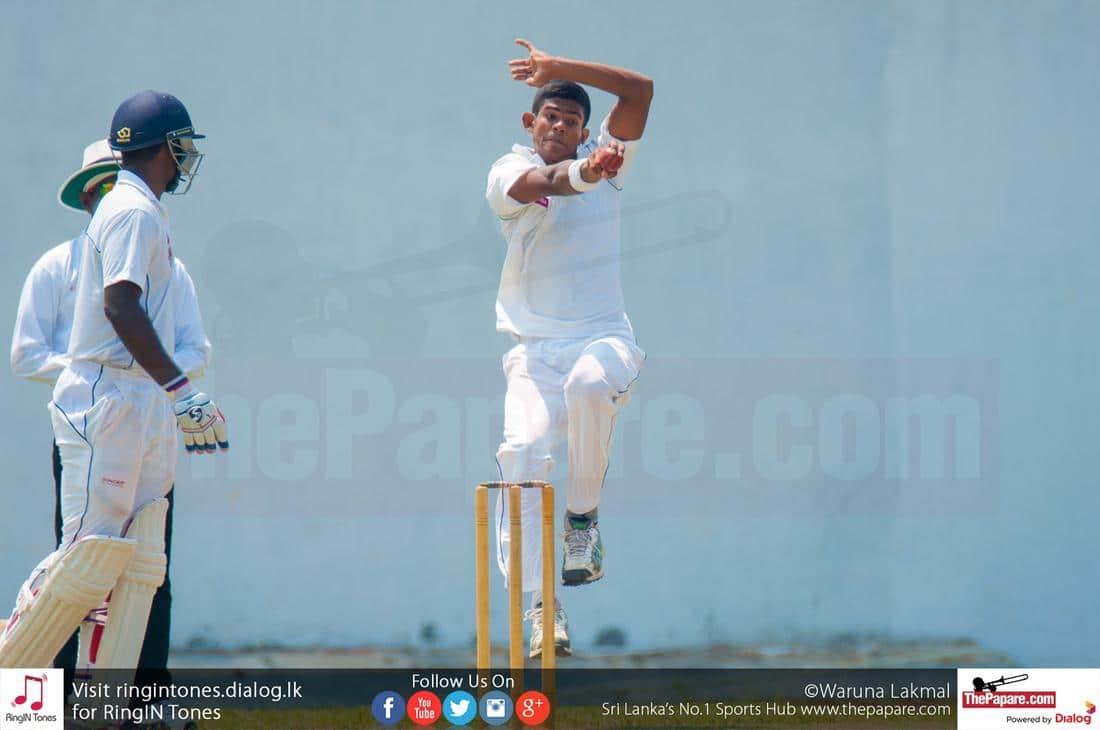 Singer U19 cricket March 5th match