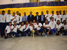 Royal Swordsmen emerge overall champions