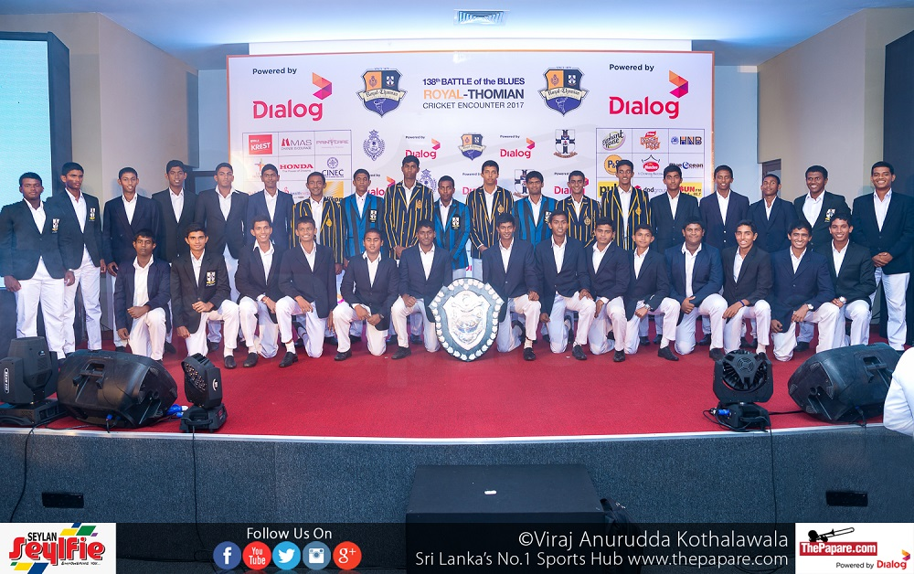 138 th Royal-Thomian Cricket encounter