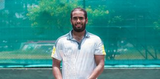Sharmal Dissanayake Crowned Mens National Tennis Champion
