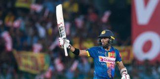 SLvIND 1st innings