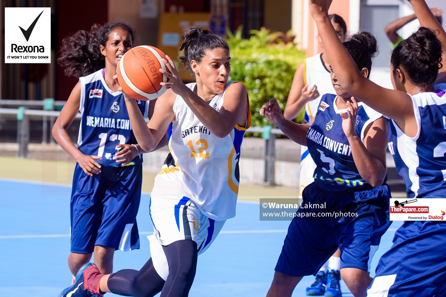 Photos: ThePapare Basketball Championship 2018 - Girls - Semi Final 02
