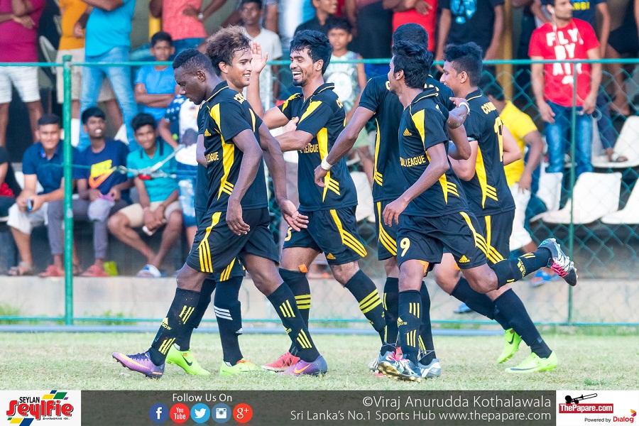 Colombo FC vs Saunders SC