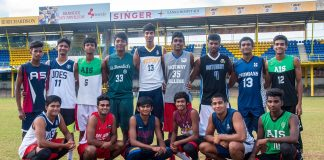 Sri Lanka Youth Basketball Team 2018 | U-18 SABA 2018