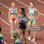 Hiruni Wijayaratne marathon