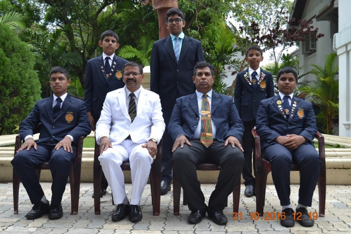 Sri Lankan Under 14 Chess team look to impress at Asian Nations Cup