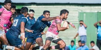 Dialog Rugby League 2017/18 2nd leg week 1 Air Force SC v Havelock SC Match Report