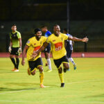 Blue Eagles SC v Colombo FC