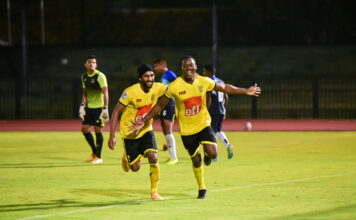 Blue Eagles SC v Colombo FC