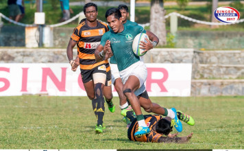 Isipathana Vs. DS Rugby